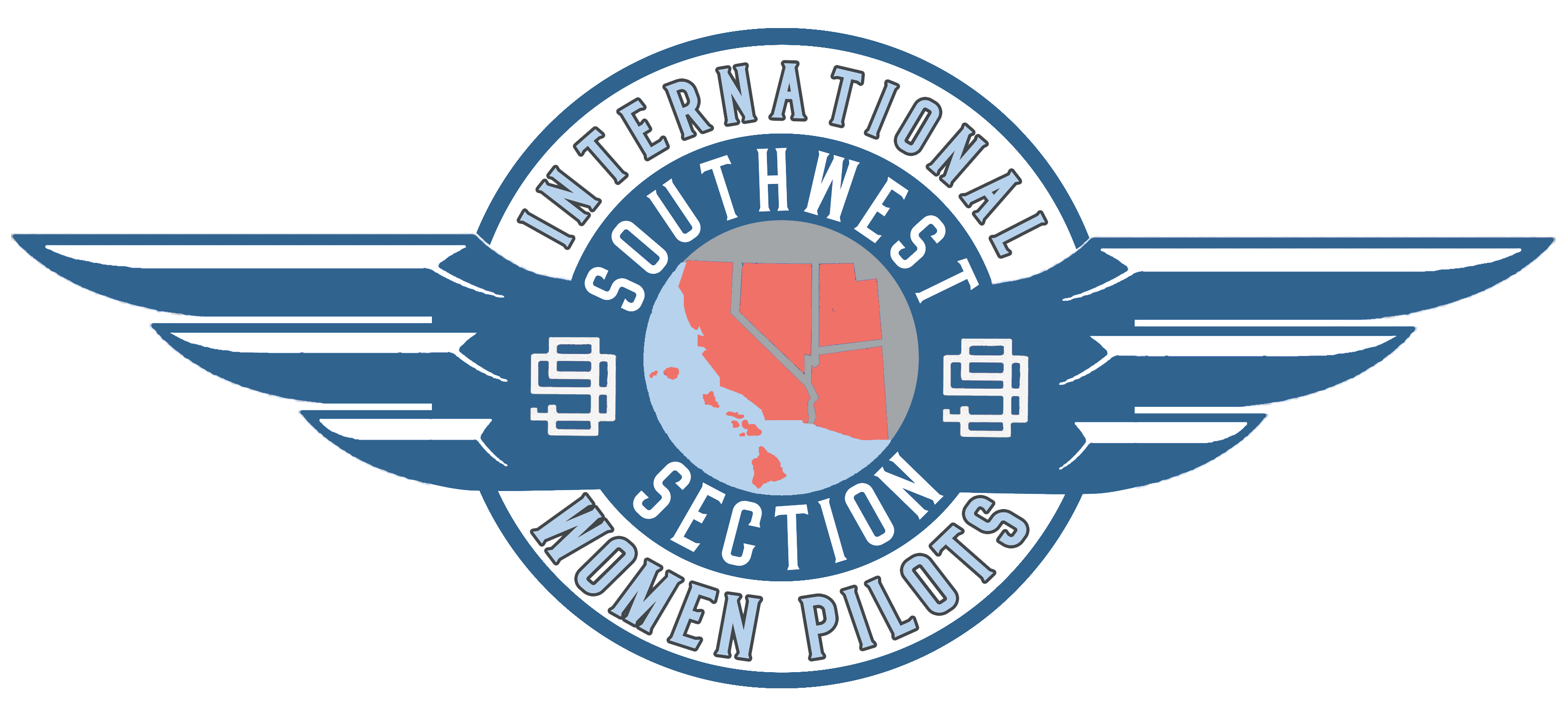 Southwest Section Ninety-Nines Logo